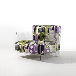 Graphic Cushion Chair