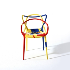Wacky Painted Chair
