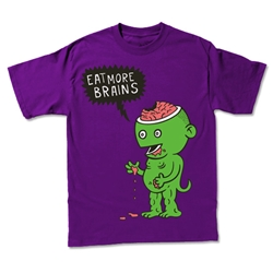 Eat More Brains