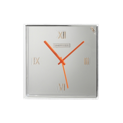Glass Clock