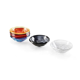 Colorful Glass Bowls